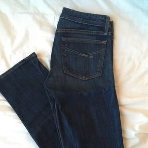 EUC Gap 1969 Real Straight Jeans